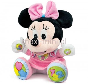 Interaktywny pluszak Minnie